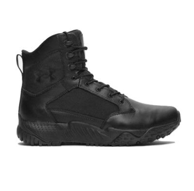 Under Armour 1268951 Men's UA Stellar Tactical DWR Leather Boots Size 8-14