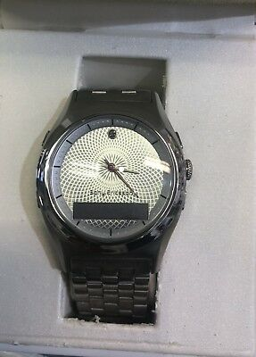 Sony Ericsson MBW200 Bluetooth Watch Stainless Steel Retro Classic New Old Stock