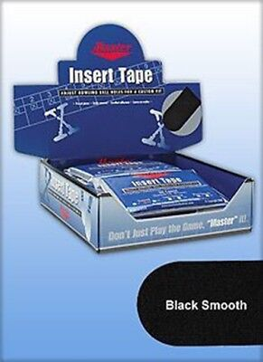 Smooth Tenpin Bowling Insert Tape 1 Inch