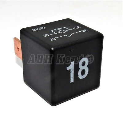 Audi A6 100 C4 12V 40A Relief Relay 18 191937503