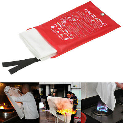 Protector Outfire Carpet Fire Blanket Extinguishers Tent Fiberglass Cloth