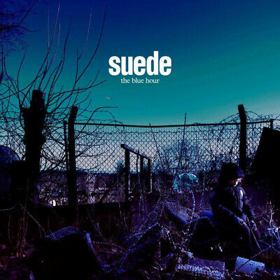 Suede The Blue Hour vinyl LP g/f sleeve NEW/SEALED