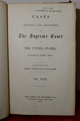 BEST vs POLK~US Supreme Court~Chickasaw Nation of Indians Land Dispute~1895