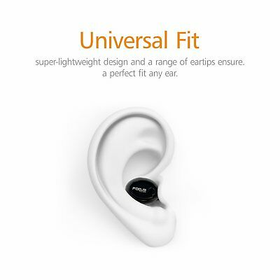 FOCUSPOWER F10 Mini Bluetooth Earbud Smallest Wireless Invisible Headphone...