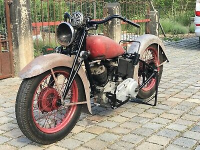 Indian Sport Scout 1934 Extrem Selten