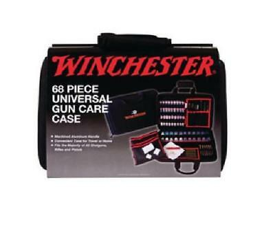 Winchester 363127 Super Deluxe Gun Cleaning Kit Soft Sided Case 68 Piece
