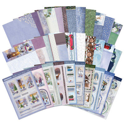 Hunkydory - White Christmas - Luxury Topper Collection - WHITE101
