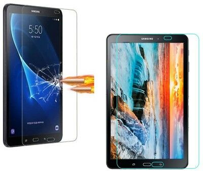 """Real Tempered Glass Lcd Screen Protector For Samsung Galaxy Tab A 10.1"""" T585"""