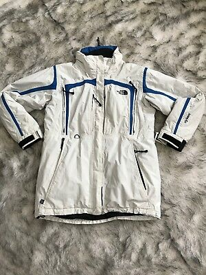 Vintage The North Face Hyvent Snow/ Winter  Jacket Padded Tapered Seams Vents M