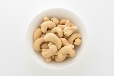 Our Organics Cashews  Raw 3kg Organic Gluten Free Health Food
