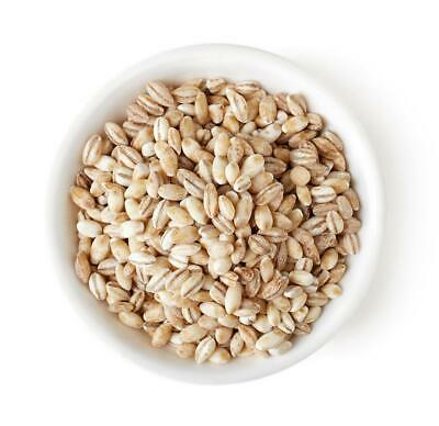 Our Organics Pearl barley 3kg THIS PRODUCT IS NOT GLUTEN FREE