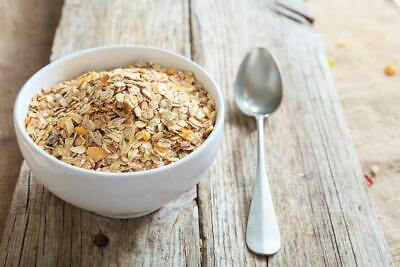 Our Organics Spelt Muesli 3kg THIS PRODUCT IS NOT GLUTEN FREE
