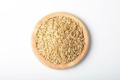Our Organics Oat groats 3kg THIS PRODUCT IS NOT GLUTEN FREE
