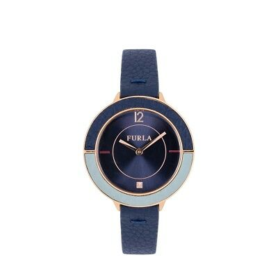 Orologio Club tondo 34 mm Furla NAVY b