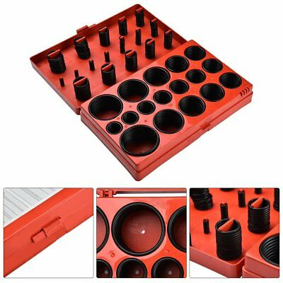 419/270/222 O-Ring Assortment Set Metric Kit Car Hand Tool Seal Rubber Gasket SY