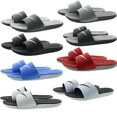 efa31cc81a9330 Nike 832646 Mens Kawa Slide Athletic Flexible Slip On Slides Sandals Shoes