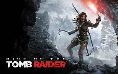 Rise of the Tomb Raider - PC - [Steam Account]
