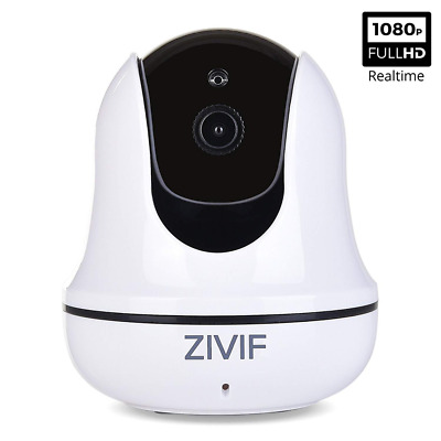 WiFi Camera Baby Monitor 1080P Two Way Audio Night Vision Motion Detection NEW