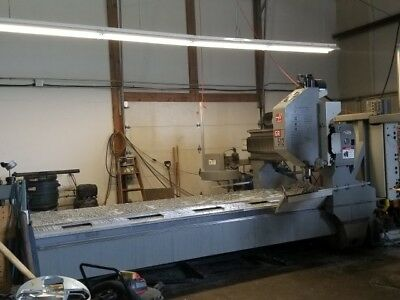 Used Haas GR-512 CNC Gantry Router Vertical Machining Center Mill 121x61 10K '06