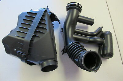 2012-2017 Jeep Wrangler JK OEM Air Cleaner Box w/ Lid Filter Air Intake Hose