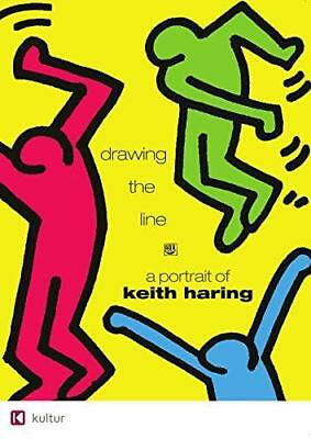Drawing the Line - Portrait of Keith Haring  DVD