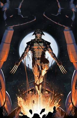 Return Of Wolverine #1 1:25 John Tyler Christopher Variant Nm