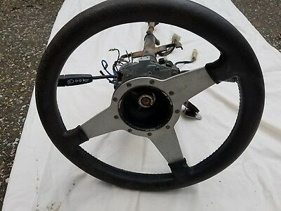 Triumph  TR8 Steering Colomn w/original wheel and working switches