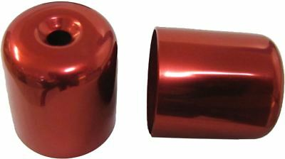 Bar End Weight Covers Red RGV250,GSXR750, L,M