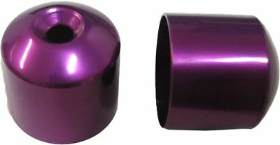 Bar End Weight Covers Purple CBR400, RR