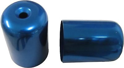 Bar End Weight Covers Blue GSXR1100, WP,WR