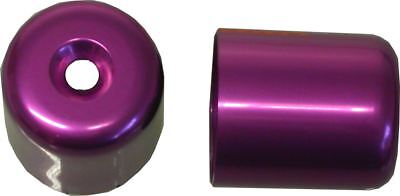 Bar End Weight Covers Purple GSF1200