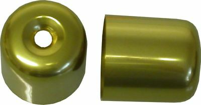 Bar End Weight Covers Gold RGV250,GSXR750, L,M