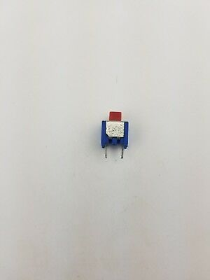 New Alco TP11CGPC2 OFF-(ON) Momentary Push Button Switch 0.4VA 20VDC