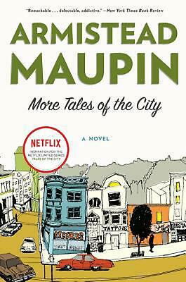 More Tales of the City TV Tie in by Armistead Maupin (English) Paperback Book Fr