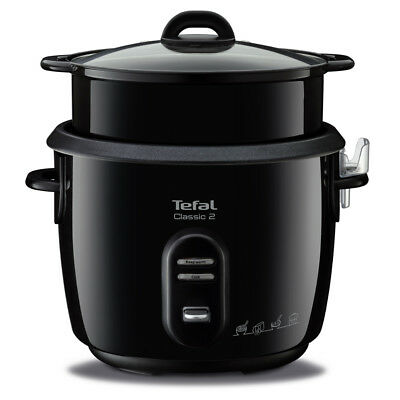NEW Tefal Classic Black Rice Cooker RK103