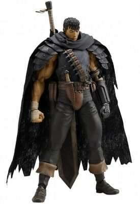 USED figma Berserk Guts Figure Black Swordman ver. Max Factory