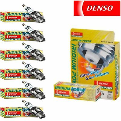 6 X Denso Iridium Power Spark Plugs 2010 Dodge Journey 3.5L V6 Kit Set