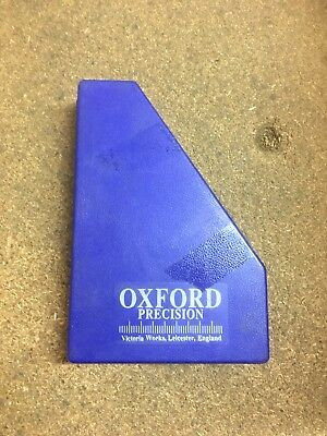 """Oxford.100mm (4"""") ENGINEERS SQUARE BS.939 GRADE B"""