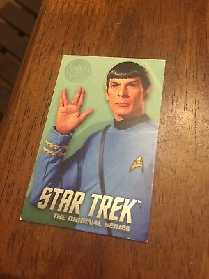 Dave and Buster Star Trek REG/LE ALL Cards !!!