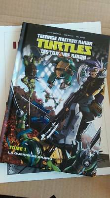 Lot BD : Tortues Ninja, Blood Circus, After Ages - COMME NEUVES