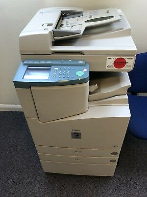 Canon black and white office photocopier IR2200 good working condition
