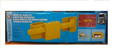 Hardened Steel Shipping Container Storage Security Lock Adjustable Padlock