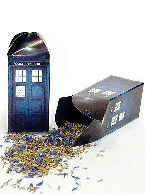 Police Call Box - Tardis - Confetti/Favour Box