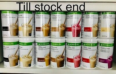 Herbalife Nutrition Formula 1 Shake / Meal Replacement.New flavour Banana !!