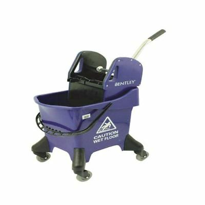 Hygineer Ergonomic Heavy Duty Mop Bucket Blue 31 Litre HRMB31/B [CX06295]
