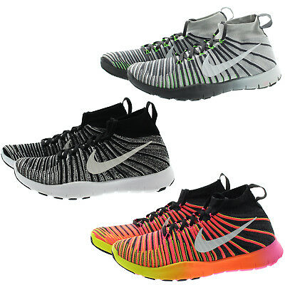 9213a5eb9fb8 Nike 833275 Mens Free Train Force Flyknit Training Running Shoes Sneakers