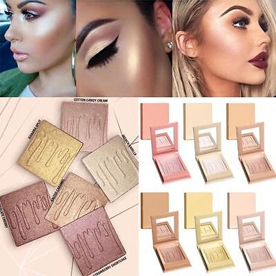 Beauty Freestyle Highlighter Makeup Face Bronzer Shimmer Contour Powder #G