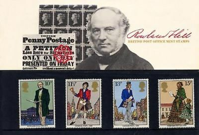 GB 1979 Rowland Hill Presentation Pack VGC. Stamps. Free postage!
