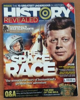 History Revealed Issue 6: The Space Race