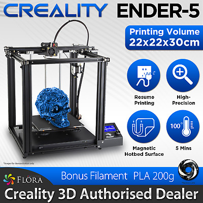3D Printer Creality CR-10S 10S PRINTING Filament PLA ABS PETG WOOD CARBON